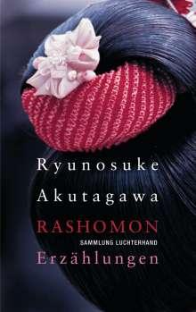 Ryunosuke Akutagawa: Rashomon, Buch