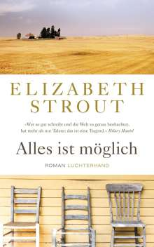 Elizabeth Strout: Alles ist möglich, Buch