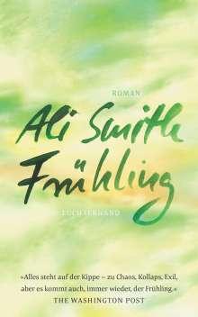 Ali Smith: Frühling, Buch