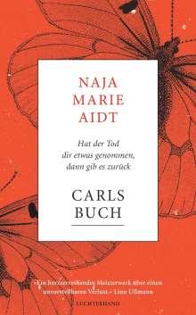 Naja Marie Aidt: Carls Buch, Buch