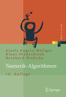 Gisela Engeln-Müllges: Numerik-Algorithmen, Buch