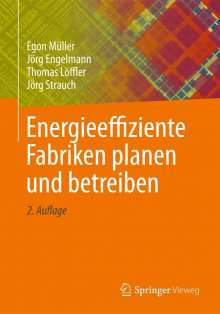 Egon Müller: Energieeffiziente Fabriken planen und betreiben, Buch
