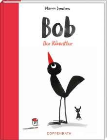 Marion Deuchars: Bob - Der Künstler, Buch