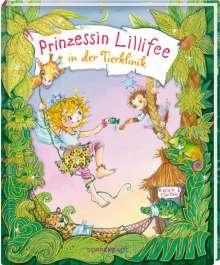 Monika Finsterbusch: Prinzessin Lillifee in der Tierklinik, Buch
