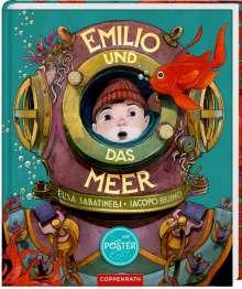 Elisa Sabatinelli: Emilio und das Meer, Buch