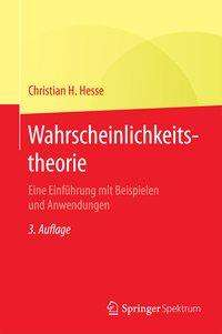 Christian H. Hesse: Wahrscheinlichkeitstheorie, Buch