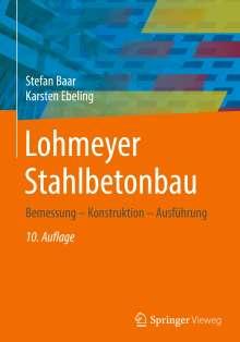 Stefan Baar: Lohmeyer Stahlbetonbau, Buch