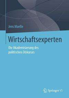 Jens Maeße: Wirtschaftsexperten, Buch