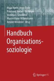 Handbuch Organisationssoziologie, Buch