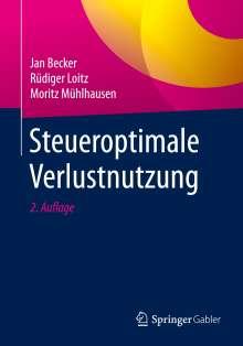 Jan Becker: Steueroptimale Verlustnutzung, Buch