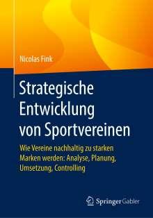 Nicolas Fink: Strategische Entwicklung von Sportvereinen, Buch