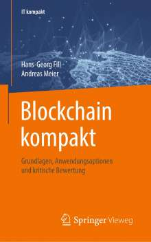 Hans-Georg Fill: Blockchain kompakt, Buch
