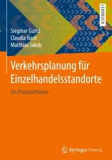 Claudia Nash: Verkehrsplanung für Einzelhandelsstandorte, Buch