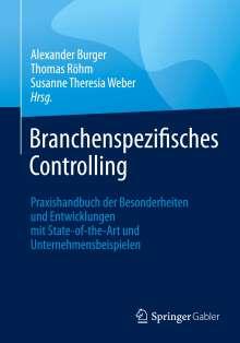 Branchenspezifisches Controlling, Buch