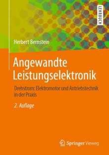 Herbert Bernstein: Angewandte Leistungselektronik, Buch