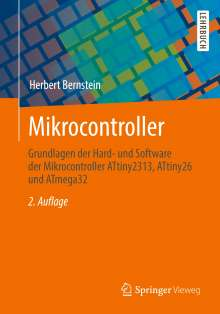 Herbert Bernstein: Mikrocontroller, Buch
