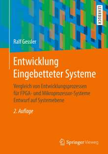 Ralf Gessler: Entwicklung Eingebetteter Systeme, Buch