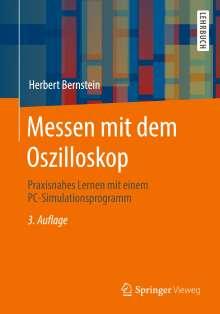 Herbert Bernstein: Messen mit dem Oszilloskop, Buch