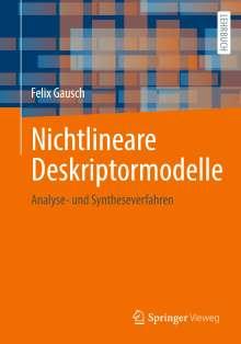 Felix Gausch: Nichtlineare Deskriptormodelle, Buch