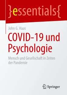 John G. Haas: COVID-19 und Psychologie, Buch