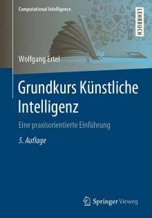 Wolfgang Ertel: Grundkurs Künstliche Intelligenz, Buch