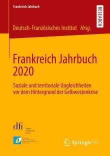 Frankreich Jahrbuch 2020, Buch