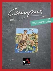 Campus C neu 2 Prüfungen, Buch