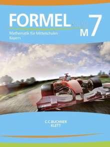 Jan Brucker: Formel PLUS M7 Bayern, Buch