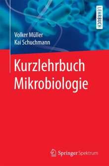 Volker Müller: Kurzlehrbuch Mikrobiologie, Buch