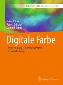 Peter Bühler: Digitale Farbe, Buch