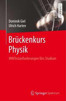 Ulrich Harten: Brückenkurs Physik, Buch