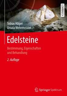 Tobias Häger: Edelsteine, Buch