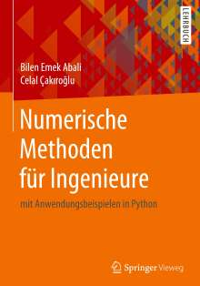 Bilen Emek Abali: Numerische Methoden für Ingenieure, Buch