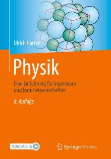 Ulrich Harten: Physik, Buch