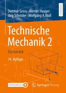 Dietmar Gross: Technische Mechanik 2, Buch