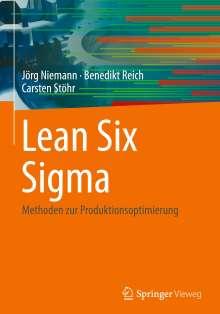 Jörg Niemann: Lean Six Sigma, Buch