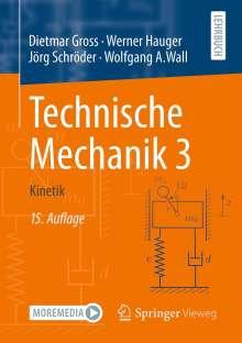 Dietmar Gross: Technische Mechanik 3, Buch