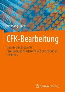 Wolfgang Hintze: CFK-Bearbeitung, Buch