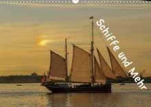 Christian Lux: Schiffe und Mehr (Wandkalender 2020 DIN A3 quer), Diverse
