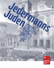 Jedermanns Juden, Buch