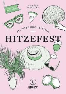 Ilse König: Hitzefest!, Buch