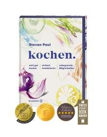 Stevan Paul: kochen., Buch
