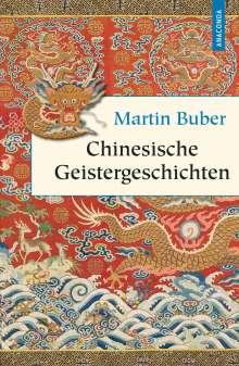 Martin Buber: Chinesische Geistergeschichten, Buch