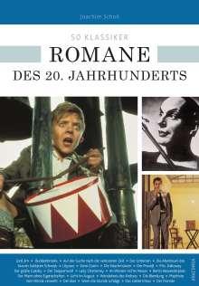 Joachim Scholl: 50 Klassiker Romane des 20. Jahrhunderts, Buch