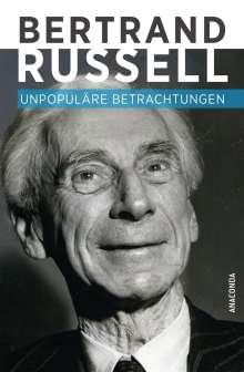 Bertrand Russell: Unpopuläre Betrachtungen, Buch