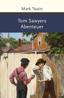 Mark Twain: Tom Sawyers Abenteuer, Buch