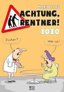 Mario Lars: Achtung Rentner 2020, Diverse
