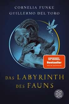 Cornelia Funke: Das Labyrinth des Fauns, Buch