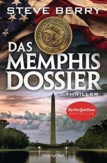 Steve Berry: Das Memphis-Dossier, Buch