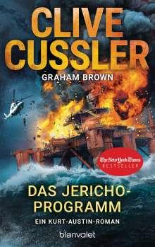 Clive Cussler: Das Jericho-Programm, Buch